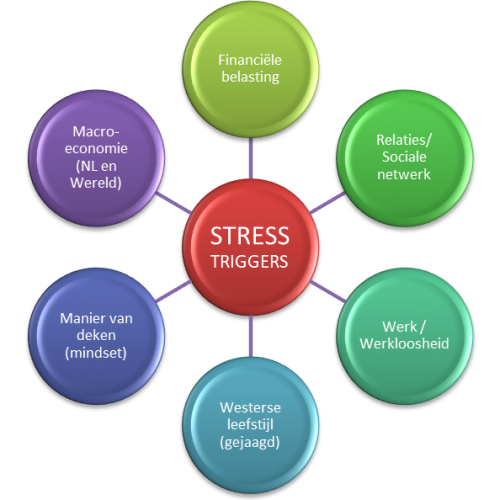 Stress Triggers door Chantel Jones